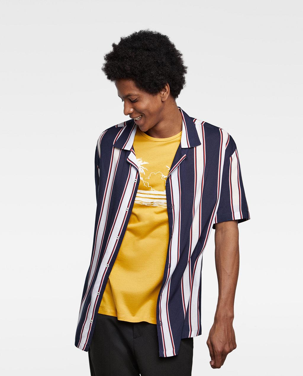 Thời trang nam Zara  24004 - ảnh 4