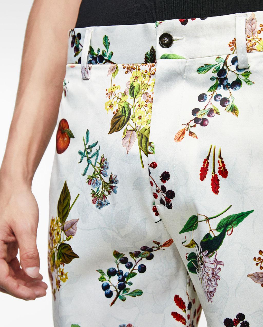 Thời trang nam Zara  24111 - ảnh 6