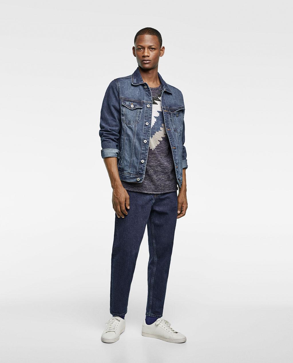 Thời trang nam Zara  23919 - ảnh 3