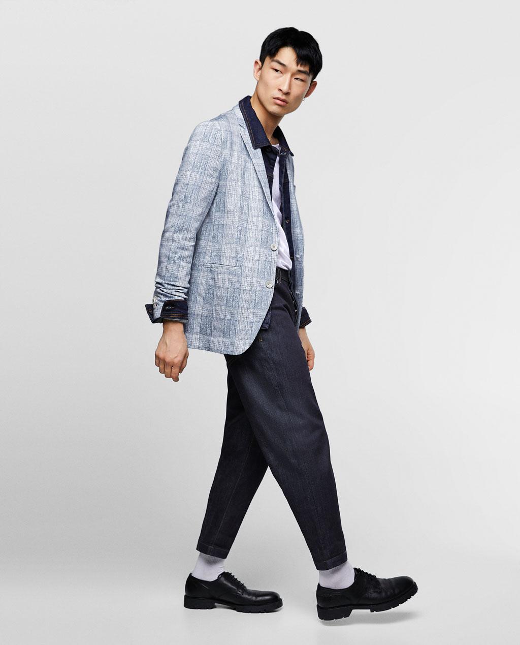 Thời trang nam Zara  24088 - ảnh 3