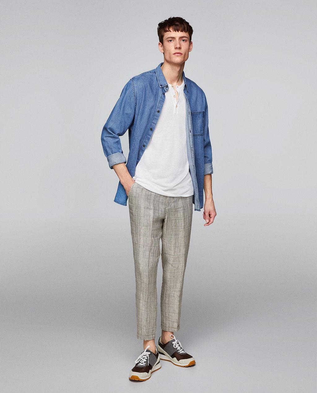 Thời trang nam Zara  24001 - ảnh 3