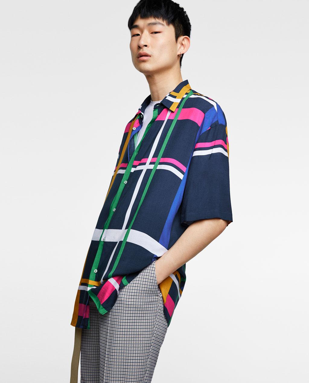 Thời trang nam Zara  23923 - ảnh 7