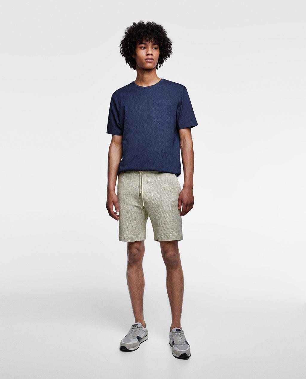 Thời trang nam Zara  24038 - ảnh 3