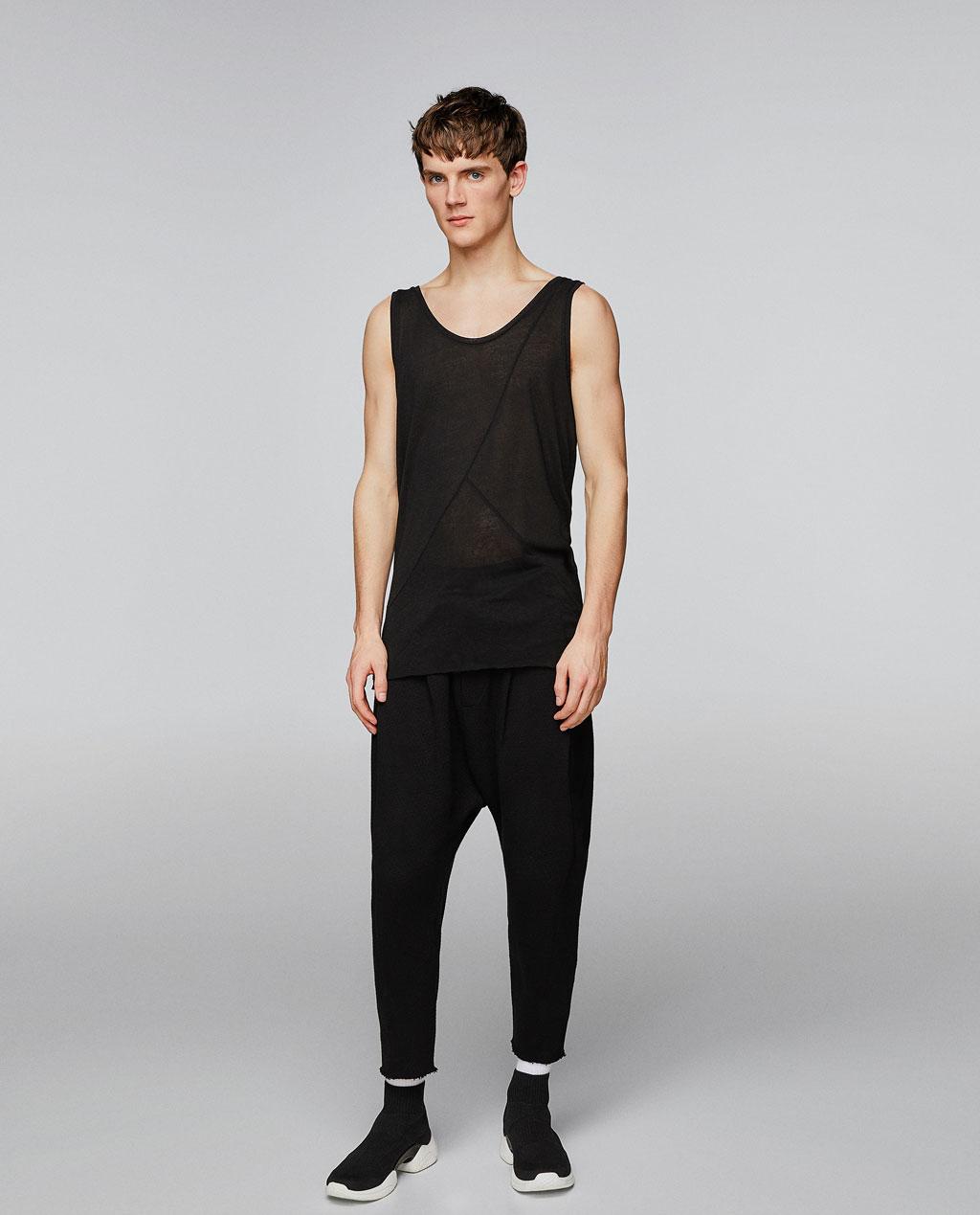 Thời trang nam Zara  23906 - ảnh 3