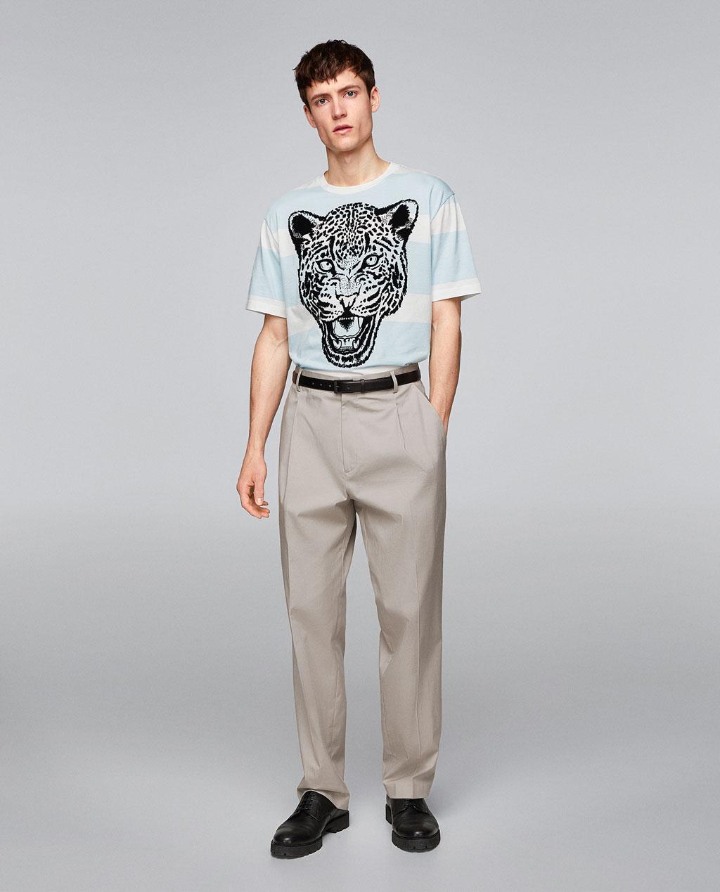 Thời trang nam Zara  24087 - ảnh 3