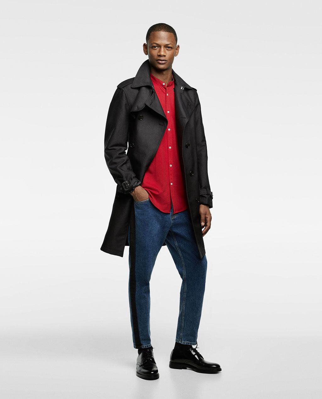 Thời trang nam Zara  23883 - ảnh 3