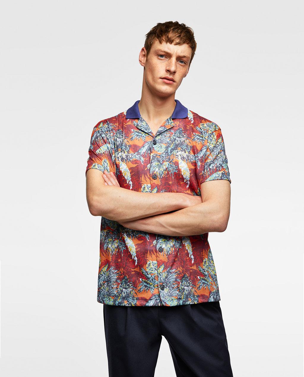 Thời trang nam Zara  24026 - ảnh 4