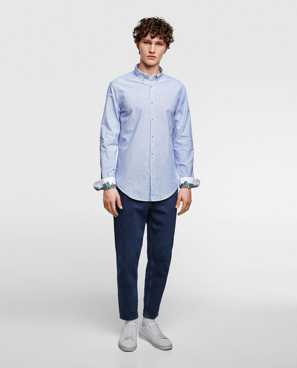 Thời trang nam Zara  24093 - ảnh 3