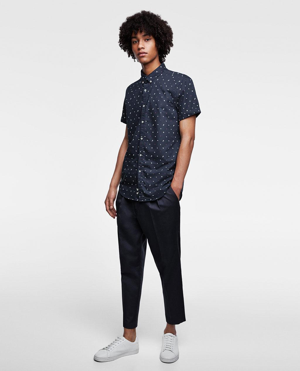 Thời trang nam Zara  24059 - ảnh 3