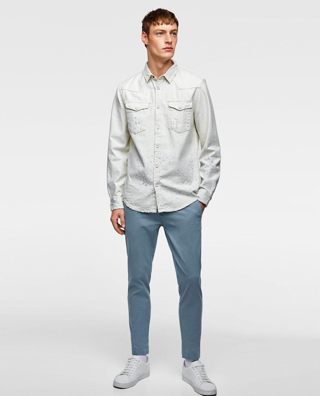 Thời trang nam Zara  23968 - ảnh 3