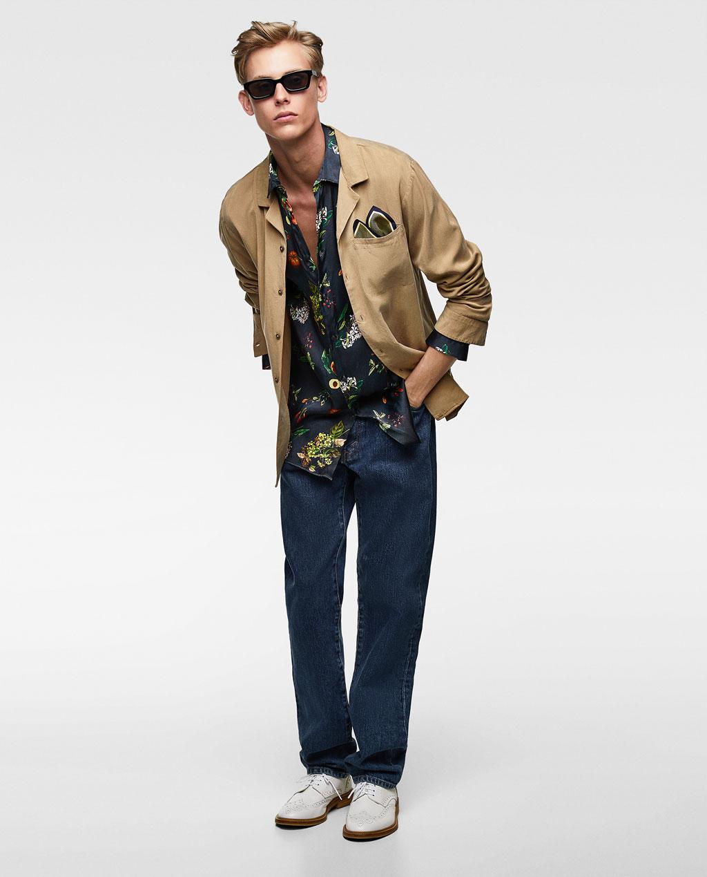 Thời trang nam Zara  24130 - ảnh 3