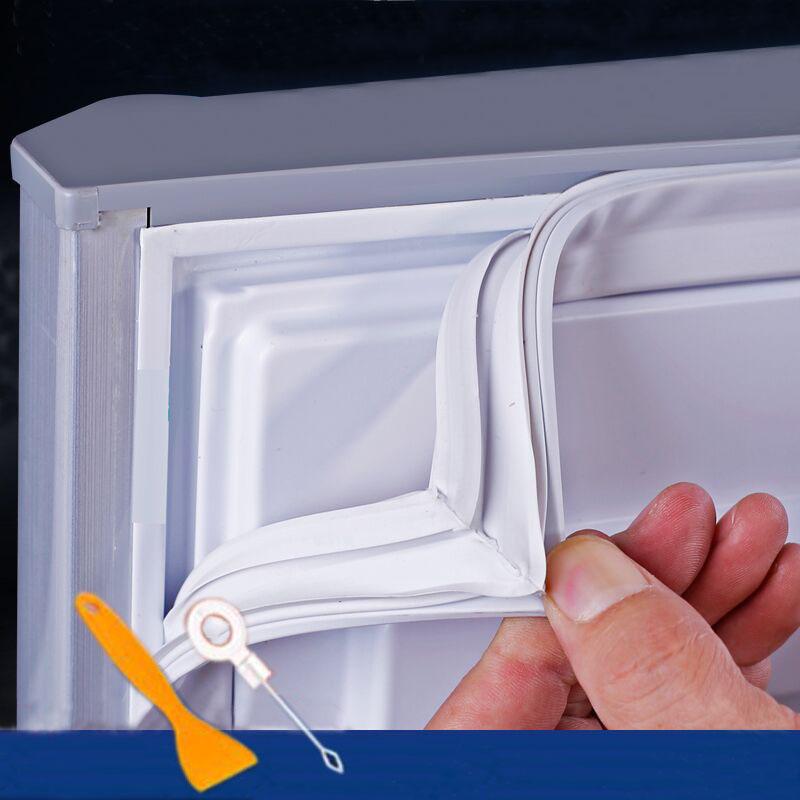 冰箱密封条门封条磁性胶条买一送二