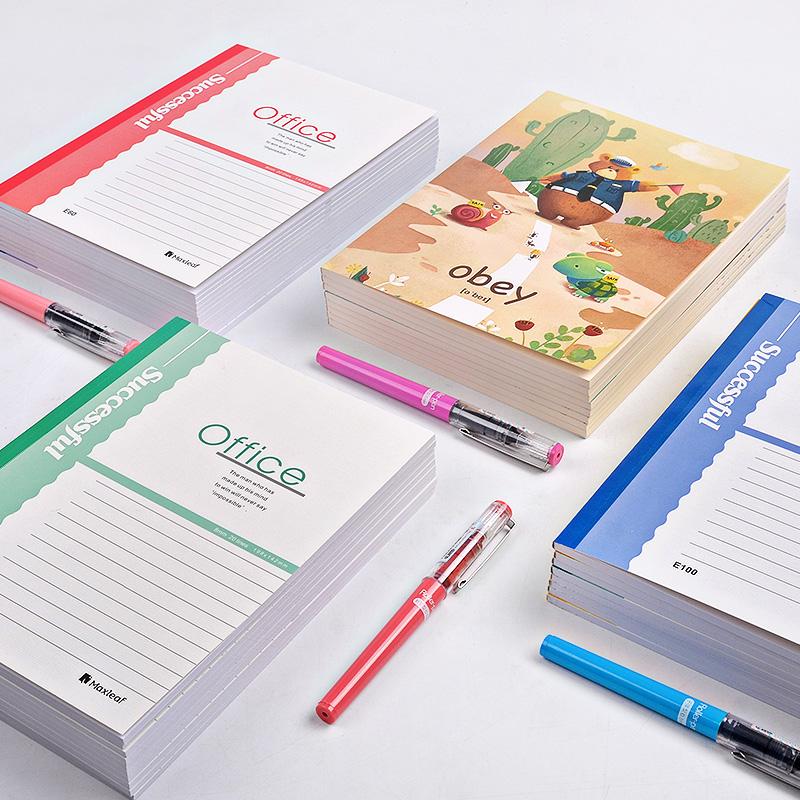 笔记本子记事本文具简约办公笔记本