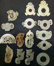 Декоративно-прикладные предметы Джейд Би войны Хан