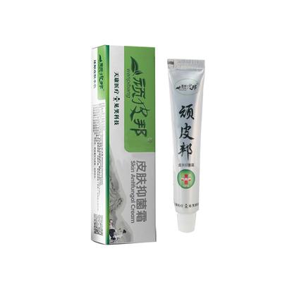 顽皮邦皮肤止痒霜草本植物提取皮肤瘙痒抑菌止痒膏外用乳膏