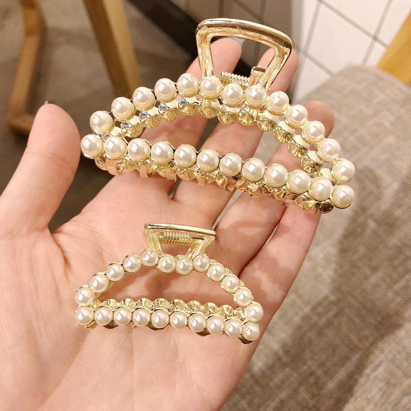 Fashion  Simple Alloy Hair Accessories NHOF121127