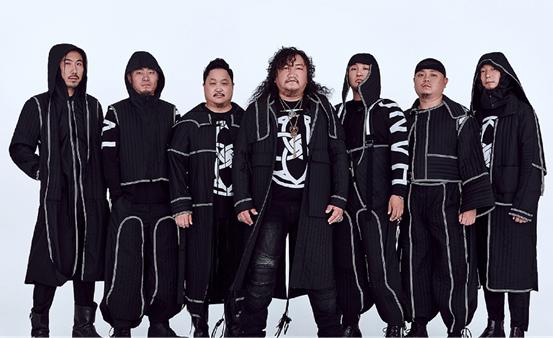 2021《杭盖与铜管》杭盖乐队演唱会-佛山站