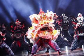 【澳门】美高梅 x 广州歌舞剧院-改编荷花奖舞剧作品·量身定制《醒狮美高梅》-澳门站