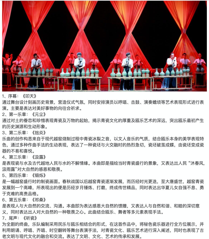 2021瓯乐融合作品《听瓷》-武汉站