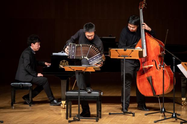 2021《情迷探戈》纪念皮亚佐拉诞辰100周年音乐会-苏州站