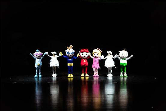 2021星屹文化·大型儿童童话场景舞台剧《猪猪侠之救援大行动》-苏州站