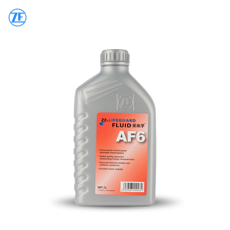ZF ZF AF6 speed automatic transmission oil for Ford wing Tiger maxfreezius  1L