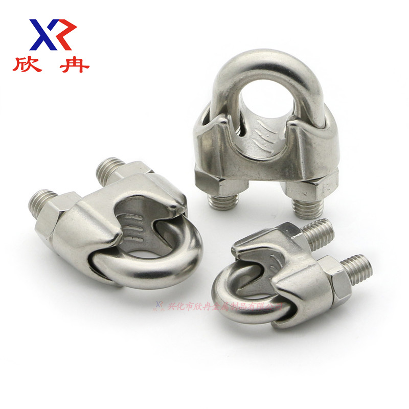 USD 4.24] Xin ran 304 stainless steel wire rope Chuck Chuck a U-type ...