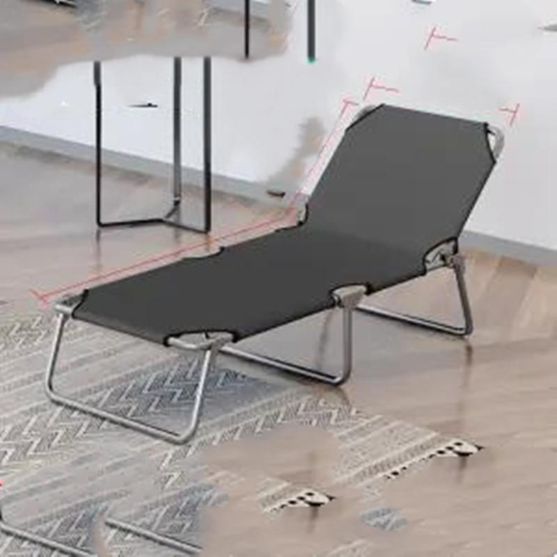【加固折叠床】单人午休床多功能家用躺椅折叠办公成人陪护午睡床