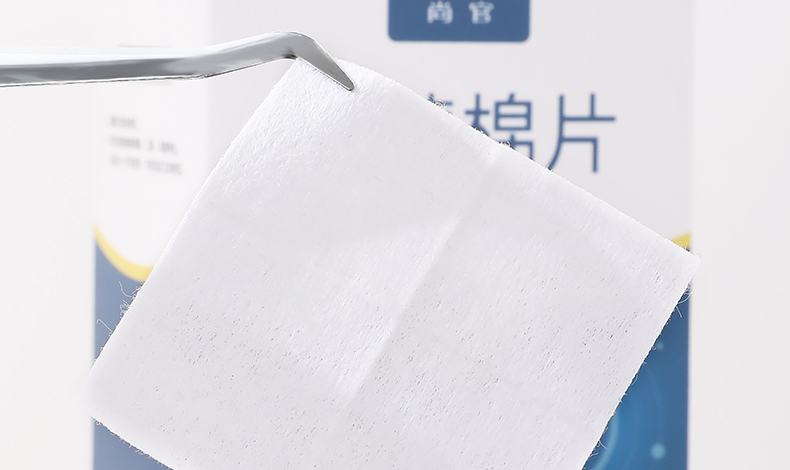 100片酒精棉片一次性消毒棉棒手机餐具首饰大号擦片湿巾旅行清洁商品详情图