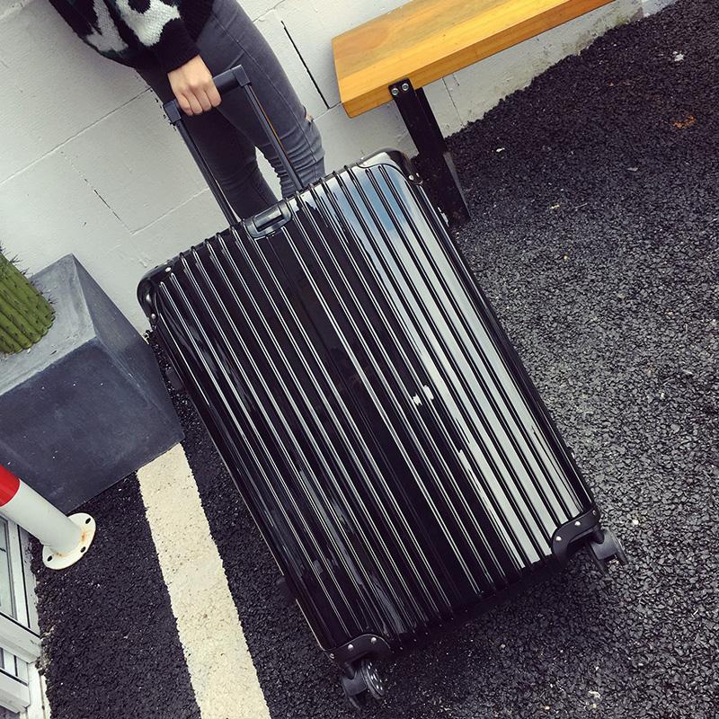 Популярный платиновый алюминий Коробка - отличительная черный