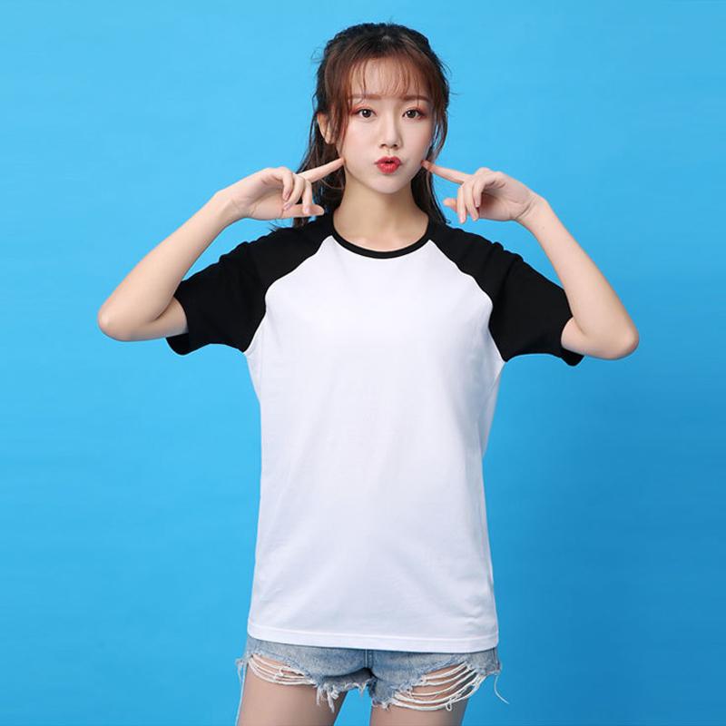 【原色创物】2020夏新款显瘦纯棉短袖