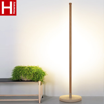 Rainbow Lang INS creative atmosphere floor lamp Personality Nordic minimalist modern living room bedroom decoration vertical table lamp