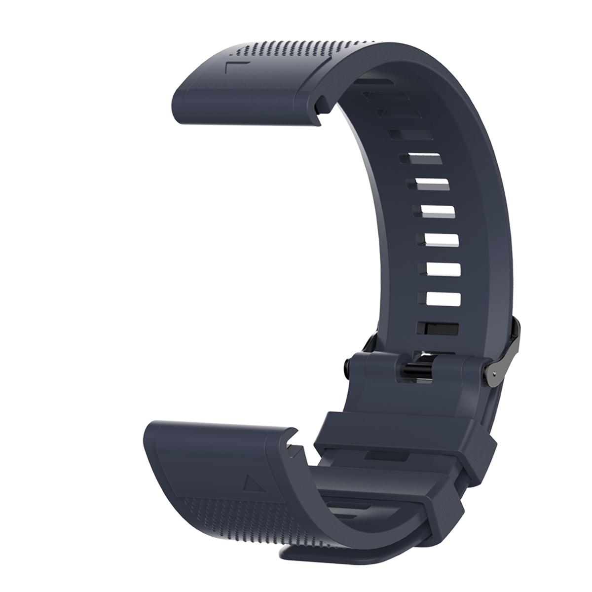 限時優惠 清風數碼 Garmin 佳明 quatix5/quatix5 sapphire 手錶帶 硅膠腕帶 原裝款 運動型 替換腕帶