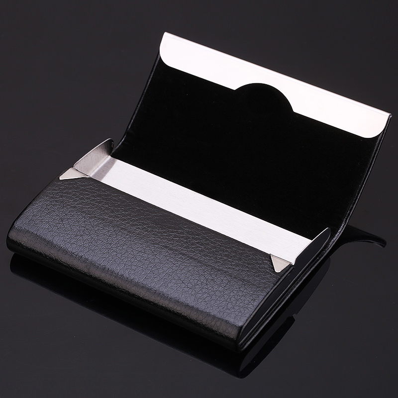 Business card holder mens business metal card case large capacity business card holder mens business metal card case large capacity womens fashion business card holder creative colourmoves