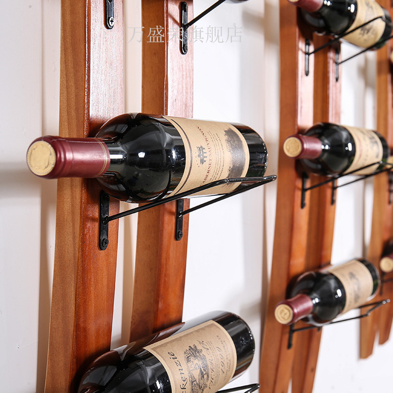 Categorywine Wine Cup Jugproductnamewooden Wine Rack Wall Wine