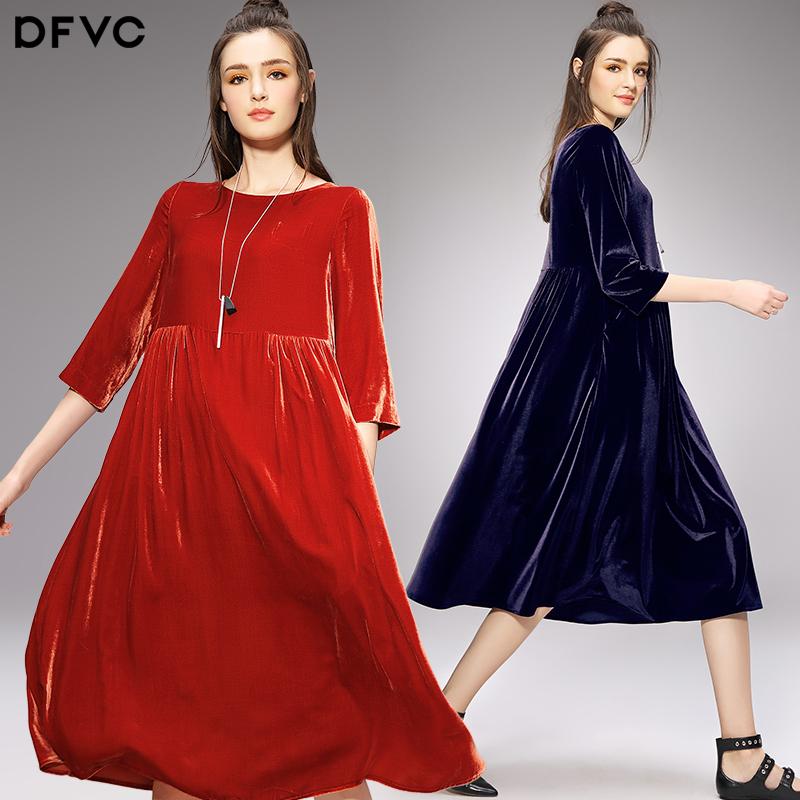 Женское платье Dfvc Dfvc2017