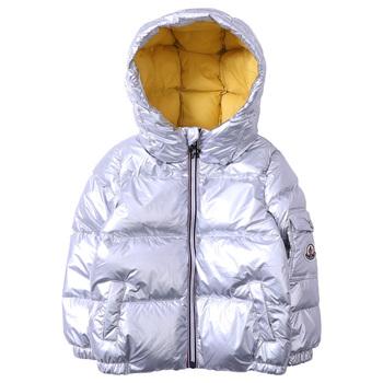 【北极绒】儿童亮色加厚羽绒服