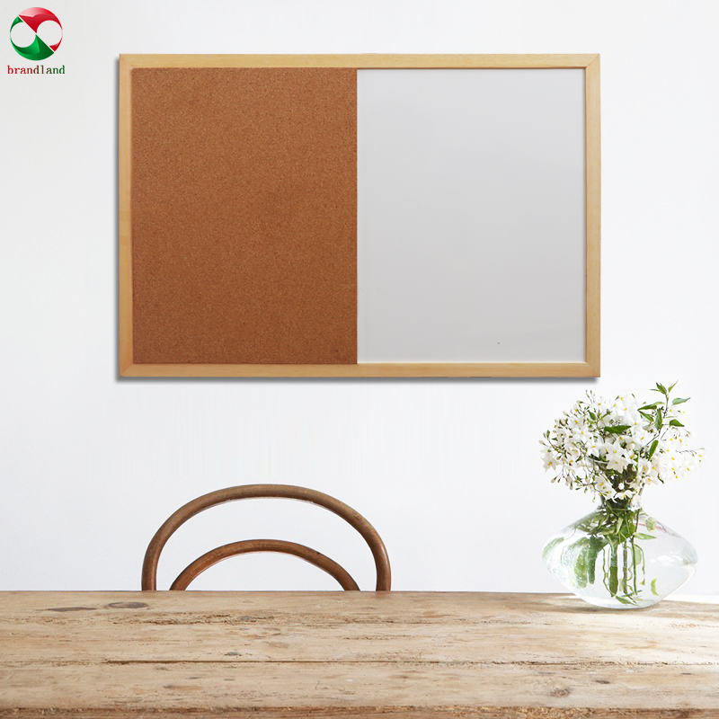Brandland cork board whiteboard message board photo wall note board ...