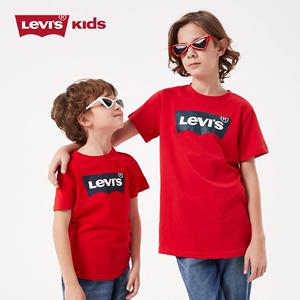 Levi's李维斯童装男童短袖T恤