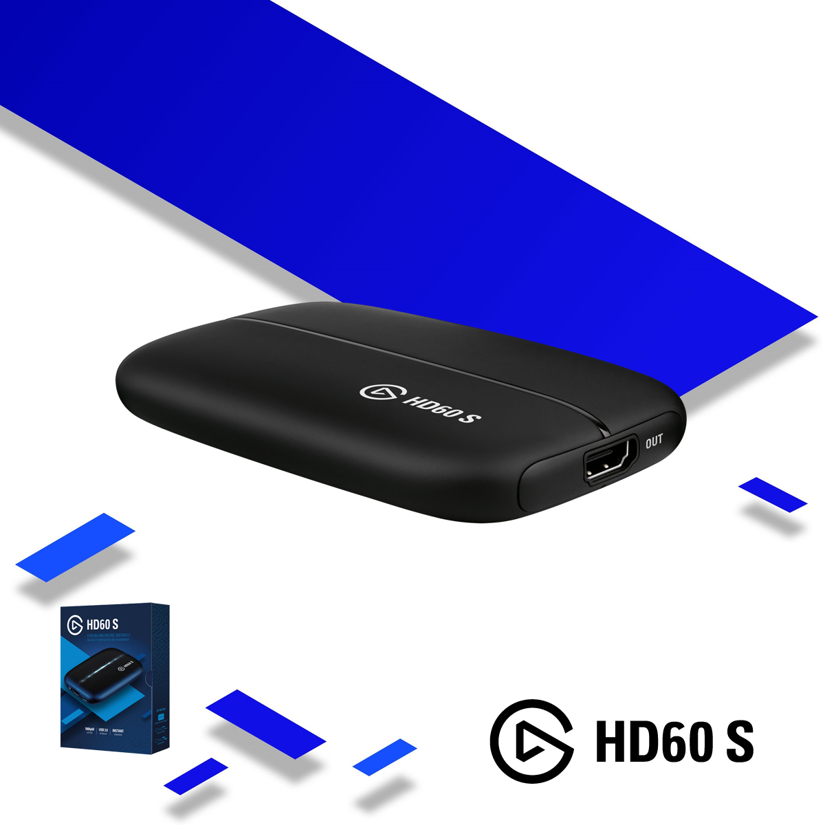 Elgato HD60 S icatu game live recording capture card HD60S USB PS4 Switch