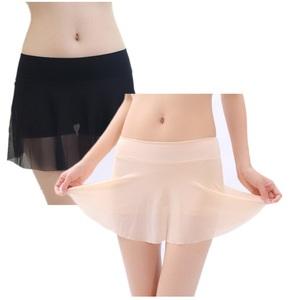2条装女士安全裤防走光假两件外穿三分裤打底裤短款裤裙女夏内裤