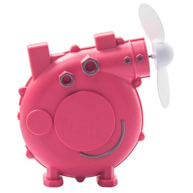 小猪佩奇【USB静音】迷你小风扇
