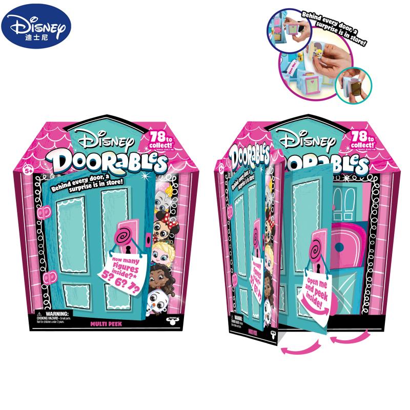 Disney Disney Folding Fairy House Luxury ngạc nhiên tháo gỡ Hộp mù Bộ sưu tập săn tìm kho báu Bộ sưu tập búp bê - Đồ chơi gia đình