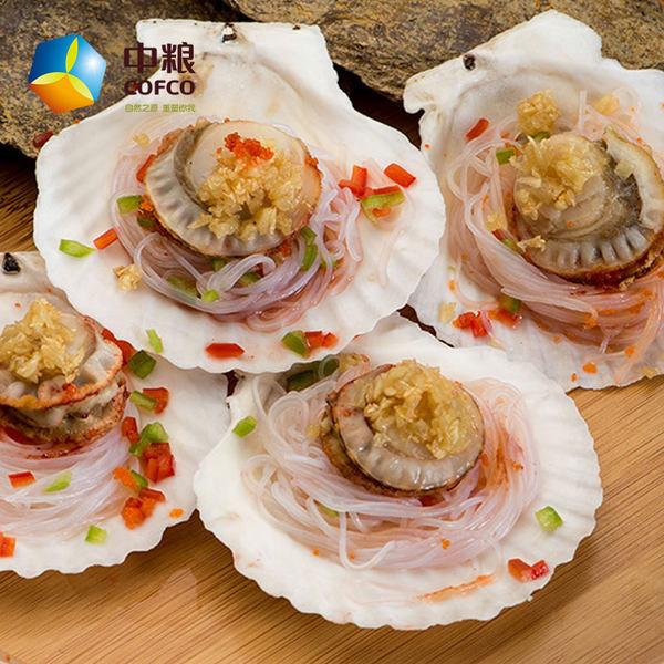 大厨小鲜 冷冻蒜蓉粉丝扇贝 810g共18只 天猫yabovip2018.com折后¥49.9包邮(¥59.9-10)