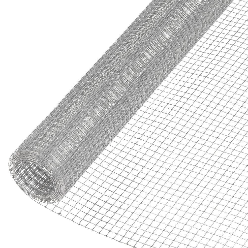 USD 8.01] Hot-dip galvanized wire fence Windows anti-rat protection ...