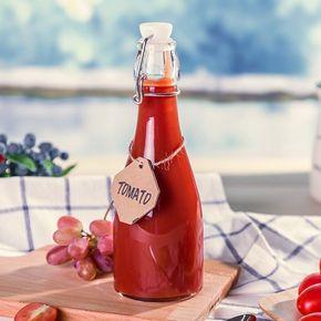 喜碧酿酒玻璃瓶红酒瓶空瓶泡酒瓶