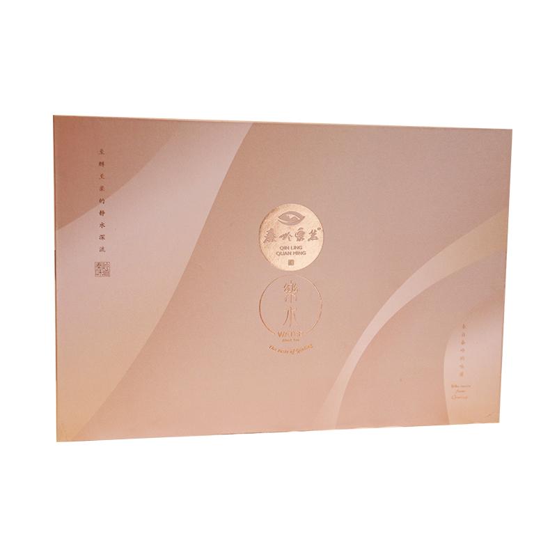 【秦岭泉茗】乐水盒装