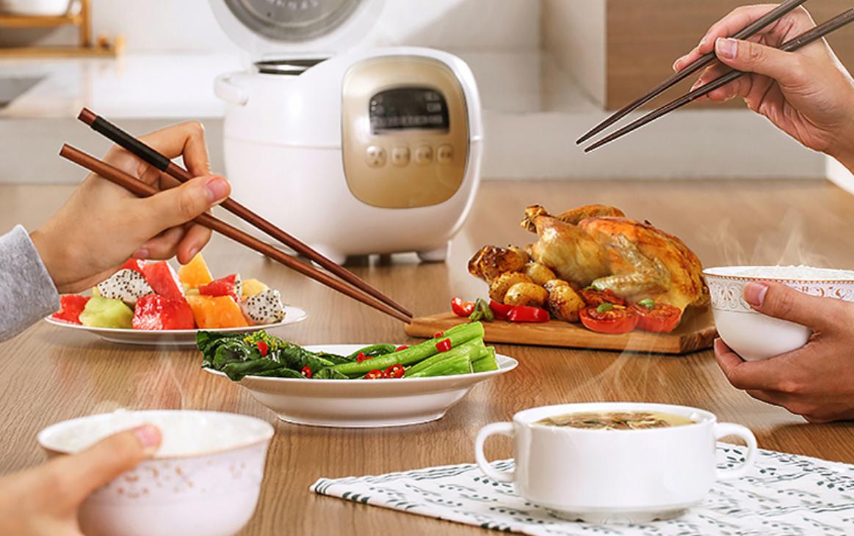 智能厨房小家电,省时省力轻松烹饪
