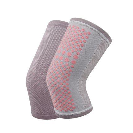 夏季护膝保暖女士老寒腿磁男发热薄款护膝盖套空调房关节无痕四季
