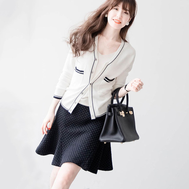 Cardigan jacket female knit spring and autumn short paragraph small fragrance 2012 new sweater sweater spring wear female thin section